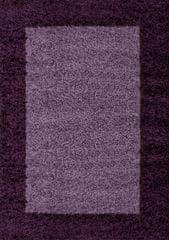 Ayyildiz Kusový koberec Life Shaggy 1503 lila