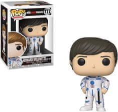 Funko POP! The Big Bang Theory S2 figura, Howard #777 - Odprta embalaža