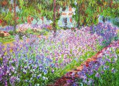 EuroGraphics Puzzle Monetova zahrada 1000 dílků