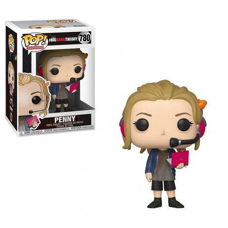 Funko POP! The Big Bang Theory S2 figura, Penny #780