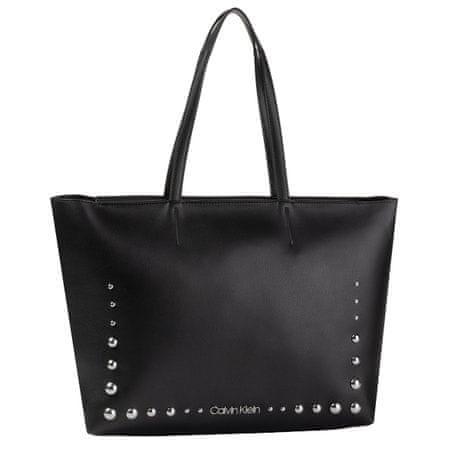 Calvin Klein Torebka damska Ck Must Psp20 Med Shopper St Black