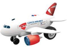 MaDe Letadlo ČSA s českým hlasem 30 cm
