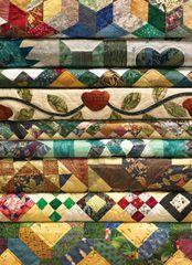 Cobble Hill Puzzle Babiččiny přikrývky 1000 dílků