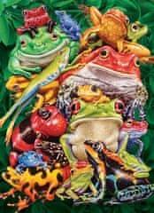 Cobble Hill Puzzle Žáby 1000 dílků