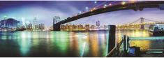 AnaTolian Panoramatické puzzle Brooklynský most, New York 1000 dílků