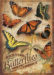 Cobble Hill Puzzle Zahradní motýli 500 dílků