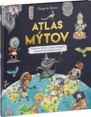 ATLAS MÝTOV - Mýtický svet bohov