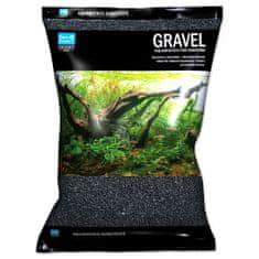 Aqua Excellent Písek 1,6-2,2 mm černý, 3 kg