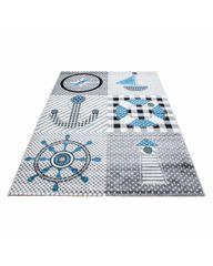 Ayyildiz Kusový koberec Kids 510 grey