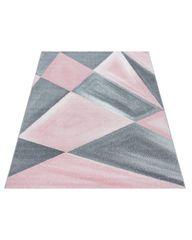 Ayyildiz Kusový koberec Beta 1130 pink