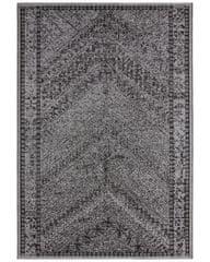 Bougari Kusový koberec Jaffa 104053 Grey/Black