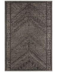 Bougari Kusový koberec Jaffa 104052 Taupe/Brown//Black