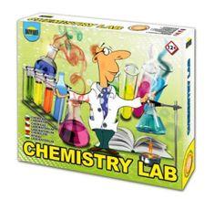 Dromader Malý chemik - laboratoř 100 pokusů