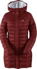 2117 Dámský zimní kabát 2117 DALEN šedomodrá