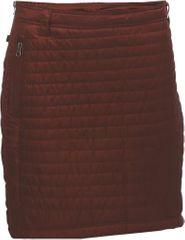 2117 Dámska zateplená sukňa 2117 ÖRNÄS svetlo šedá