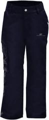2117 Dětské zimní lyžařské kalhoty 2117 TÄLLBERG šedá