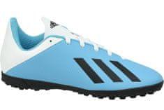 Adidas X 19.4 TF Jr F35347 33 Niebieskie