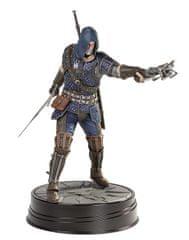 Figurka Wiedźmin 3 - Geralt Grandmaster Feline Armor