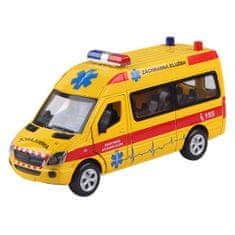 HMStudio Auto Záchranáři Mercedes-Benz 1:32