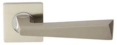 Domino Dveřní dělené rozetové kování KYRK-QR Klika štít hranatý