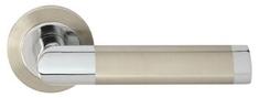 Domino Dveřní dělené rozetové kování JARO-R