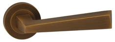 Domino Dveřní dělené rozetové kování KYRK-R