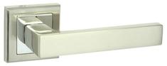 Domino Dveřní dělené rozetové kování ENE - QR Klika štít hranatý