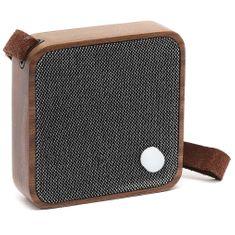 Smartomat Woodz, dřevěný bezdrátový bluetooth reproduktor