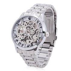 Timeking Emperor - stříbrná, automatické hodinky