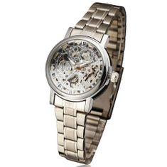 Timeking Rome Silver - dámské automatické hodinky