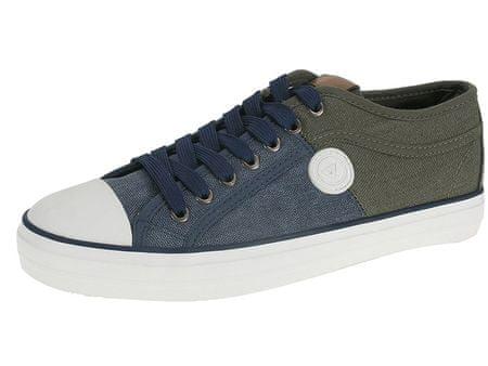 Beppi fiú sportcipő 2170112, 40, kék/zöld