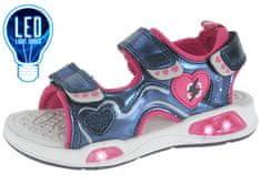 Beppi dievčenské sandále 2171490