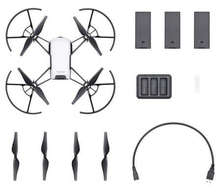 DJI RYZE Tello Boost Combo - micro selfie drone combo