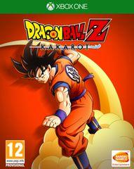 Namco Bandai Games Dragon Ball Z: Kakarot igra, Xbox One