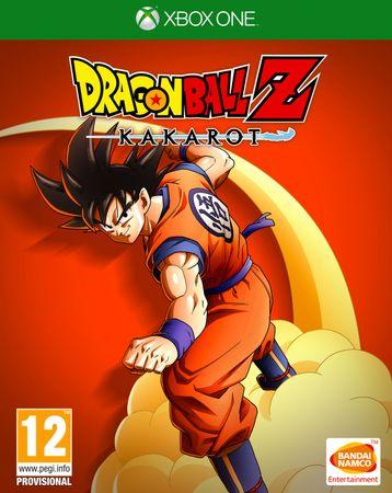 Namco Bandai Games Dragon Ball Z: Kakarot - Collector's Edition igra, Xbox One