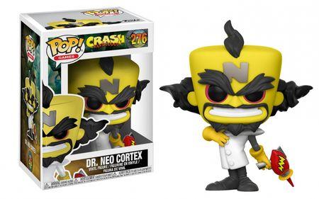 Funko POP! Crash Bandicoot figura, Dr. Neo Cortex #276