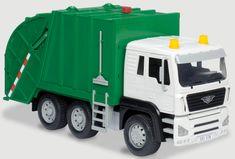 Driven Kamion za smeće s zvučnim i svjetlosnim efektima