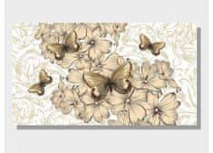 Dimex Obrazy na plátne Dimex - Motýle 90 x 50 cm