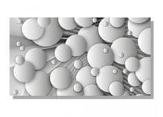 Dimex Obrazy na plátne Dimex - 3D bubliny 90 x 50 cm