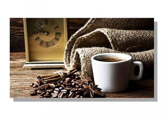 Dimex Obrazy na plátne - Šálka kávy 90 x 50 cm