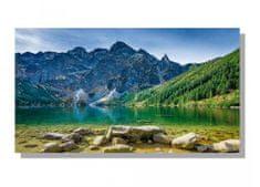 Dimex Obrazy na plátne Dimex - Tatry 90 x 50 cm