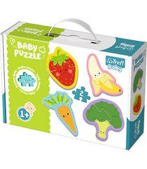 Trefl Puzzles - Baby Classic - Ovoce a zelenina