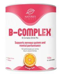 Nature's finest B-Complex Drink Mix napitek, B kompleks, pomaranča, 150 g