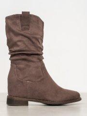 Evona Klasické kovbojské boty