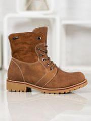 Stylomat Zateplené kotníkové boty