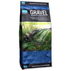 Aqua Excellent Písek 1,6-2,2 mm modrý, 1 kg