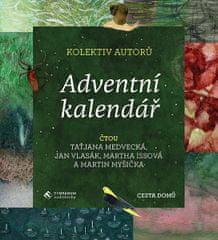 Various: Adventní kalendář - MP3-CD