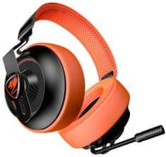 Cougar słuchawki gamingowe Phontum Essential, pomarańczowe (3H150P40O.0001)