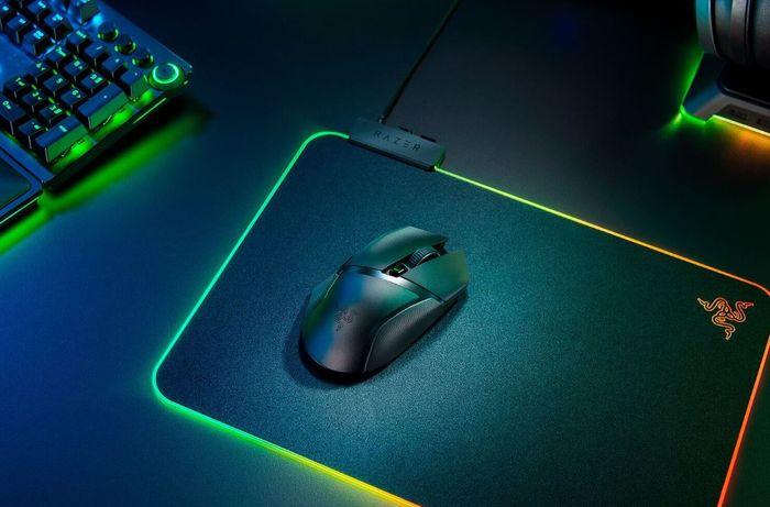 Igralna miška Razer Basilisk X HyperSpeed RZ01-03150100-R3G1 optična žica