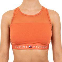 Tommy Hilfiger Dámská podprsenka oranžová (UW0UW00012 887)